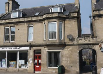 Thumbnail 1 bed flat to rent in High Street, Aberlour, Moray