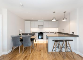 Thumbnail 2 bed flat for sale in Ewell Road, Kingston Upon Thames