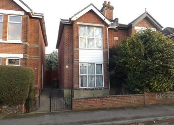 Thumbnail 3 bedroom semi-detached house for sale in Southampton, Woolston, Hampshire