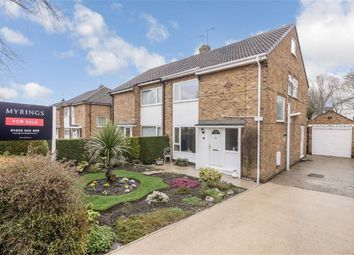 Thumbnail 3 bedroom semi-detached house for sale in Woodfield Road, Harrogate, North Yorkshire