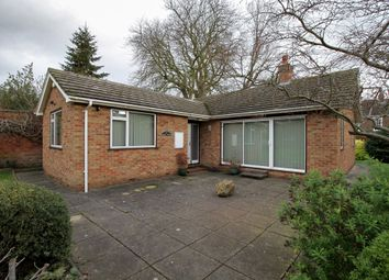 Thumbnail 2 bed bungalow to rent in Kirk Lodge, George Street, Hedon