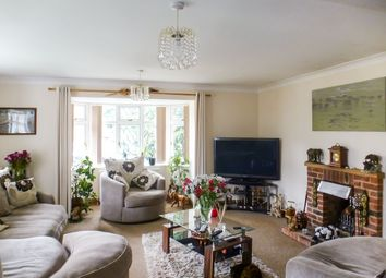 Thumbnail 4 bedroom detached house for sale in Mattishall Road, Garvestone, Norwich