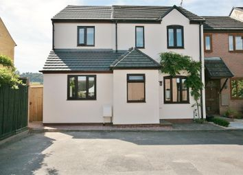 Thumbnail 3 bed semi-detached house for sale in Cedar Road, Mickleton, Chipping Campden