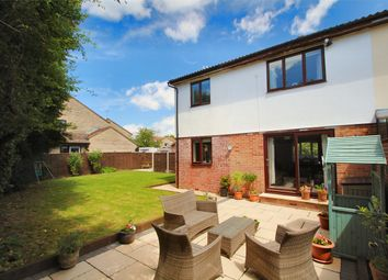 Thumbnail 3 bed semi-detached house for sale in Grace Close, Chipping Sodbury, South Gloucestershire