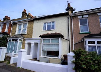 Thumbnail 3 bed terraced house for sale in Jersey Road, Rochester, Kent