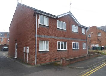 Thumbnail 2 bed flat to rent in Mill Lane, Loughborough