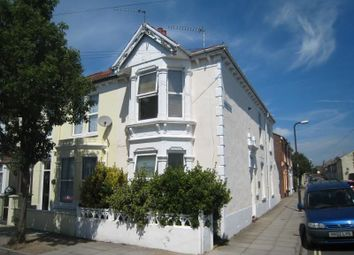 Thumbnail 1 bed flat to rent in Collins Road, Southsea