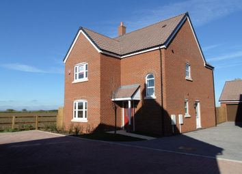 Thumbnail 4 bed detached house for sale in Bedford Road, Moggerhnager