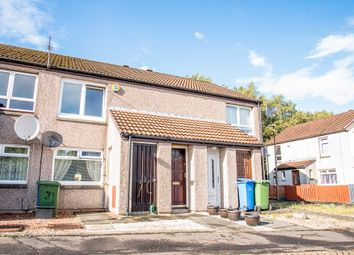 Thumbnail 1 bed flat for sale in Franchi Drive, Stenhousemuir