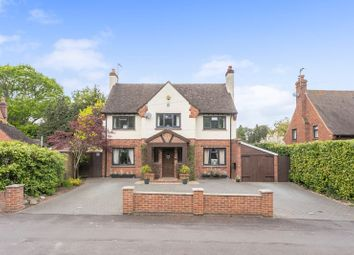 Thumbnail 4 bed detached house for sale in Wembury Park, Newchapel, Lingfield Surrey