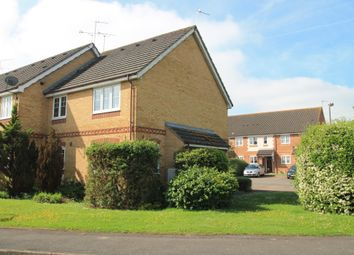 Thumbnail 1 bed terraced house for sale in Carnation Way, Aylesbury