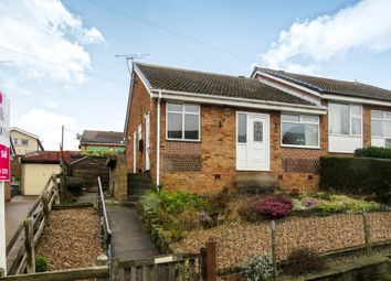 Thumbnail 2 bed semi-detached bungalow for sale in Sunnybank Crescent, Brinsworth, Rotherham