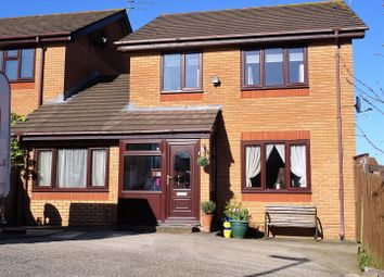 Thumbnail 3 bedroom link-detached house for sale in Hardy Close, Barry