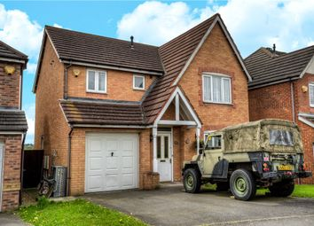 Thumbnail 4 bed detached house for sale in Eden Court, Camp Hill, Nuneaton, Warwickshire