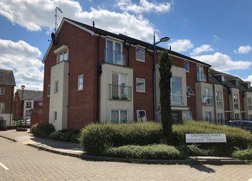 Thumbnail 2 bedroom flat for sale in Vaughan Williams Way, Swindon