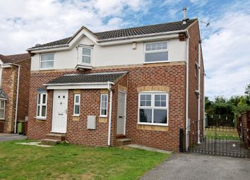 Thumbnail 2 bed semi-detached house for sale in Hammerton Farm Avenue, Ryhill, Wakefield