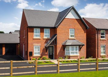 "Thumbnail 4 bed detached house for sale in ""Cambridge"" at Tay Road, Lubbesthorpe, Leicester"