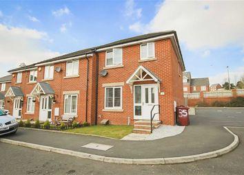 Thumbnail 3 bed semi-detached house for sale in Kirkland Close, Blackburn