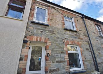 Thumbnail 3 bedroom terraced house to rent in Railway Terrace, Bodmin