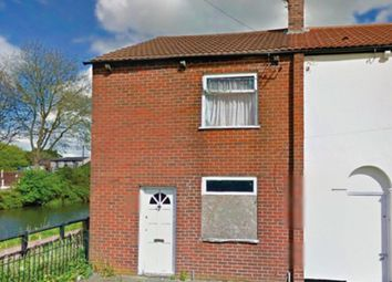 Thumbnail 2 bedroom end terrace house for sale in Elizabeth Street, Leigh