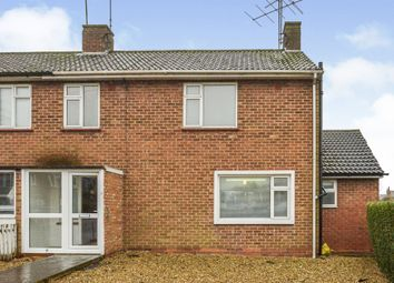 Woodside, Stony Stratford, Milton Keynes MK11. 3 bed semi-detached house for sale