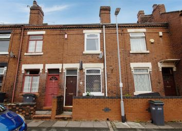 2 bed terraced house for sale in Edge Street, Stoke-On-Trent, Staffordshire ST6
