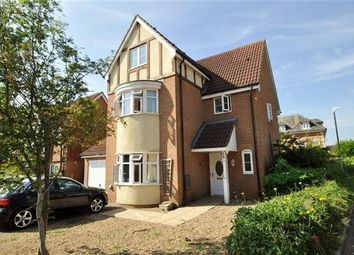 Thumbnail 6 bed detached house for sale in Richborough Way, Kingsnorth, Ashford