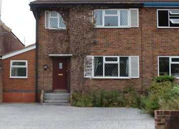 Thumbnail 4 bed semi-detached house for sale in Kenpas Highway, Finham, Green Lane, Coventry