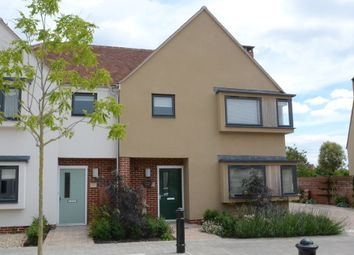 Thumbnail 3 bed end terrace house for sale in Old Station Close, Lavenham, Sudbury