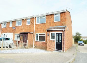Thumbnail 3 bed end terrace house for sale in Winchester Way, Rainham, Gillingham