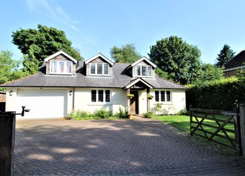 Thumbnail 4 bed detached house for sale in Hussell Lane, Medstead, Hampshire