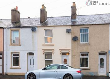 2 bed terraced house for sale in Cadman Street, Workington, Cumbria CA14