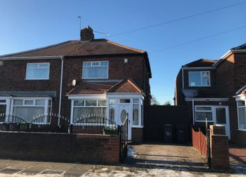 Thumbnail 2 bed semi-detached house to rent in Lambley Crescent, Hebburn