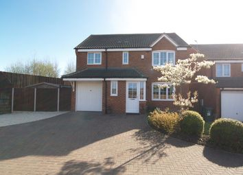 Thumbnail 4 bed detached house for sale in Portway Road, Rowley Regis