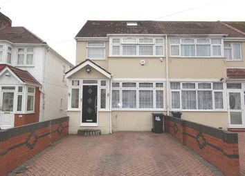 Thumbnail 4 bed end terrace house for sale in Wentworth Road, Southall