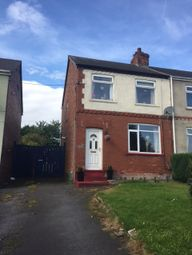 Thumbnail 3 bed semi-detached house to rent in Messingham Road, Scunthorpe