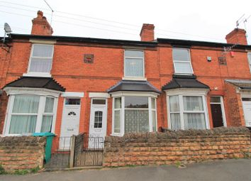 2 bed terraced house for sale in Ockerby Street, Bulwell, Nottingham NG6