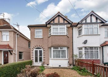 Thumbnail 3 bed semi-detached house for sale in Axholme Avenue, Edgware