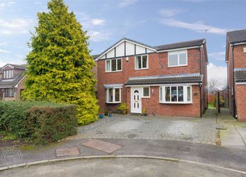 Thumbnail 4 bed detached house for sale in Clare Close, Bury, Lancashire