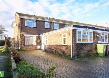 Thumbnail 4 bed end terrace house for sale in St. Annes Close, Cheshunt, Waltham Cross
