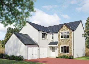 """Thumbnail 4 bed detached house for sale in """"The Trinity"""" at Whitehouse Gardens, Gorebridge"""