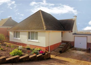 Thumbnail 2 bed detached bungalow for sale in Old Hill Crescent, Newport