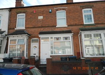 Thumbnail 2 bed terraced house to rent in Deakins Road, Yardley, Birmingham