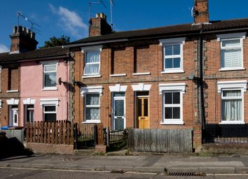 Thumbnail 2 bedroom terraced house for sale in Hervey Street, Ipswich