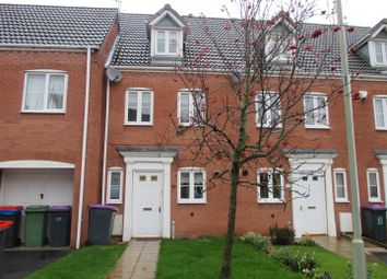 Thumbnail 3 bed terraced house to rent in Rothwell Close, St. Georges, Telford