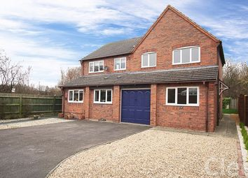 Thumbnail 3 bed semi-detached house for sale in Blackberry Grove, Bishops Cleeve, Cheltenham