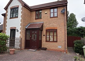 Thumbnail 2 bed semi-detached house to rent in Lowland Road, Milton Keynes