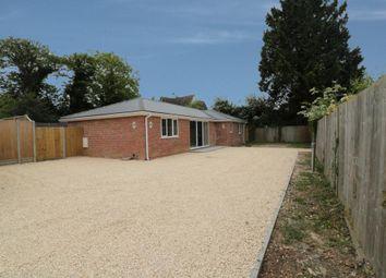 Thumbnail 3 bedroom bungalow for sale in Byfleet Avenue, Old Basing, Basingstoke