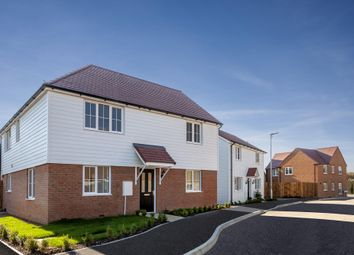 "Thumbnail 4 bed detached house for sale in ""Lincoln II"" at Dymchurch Road, Hythe"