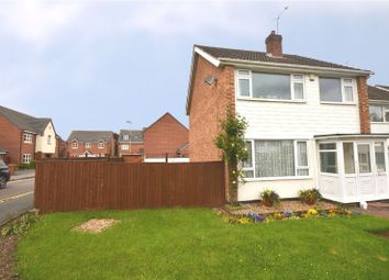 Thumbnail 3 bed detached house for sale in Eton Close, Knighton, Leicester